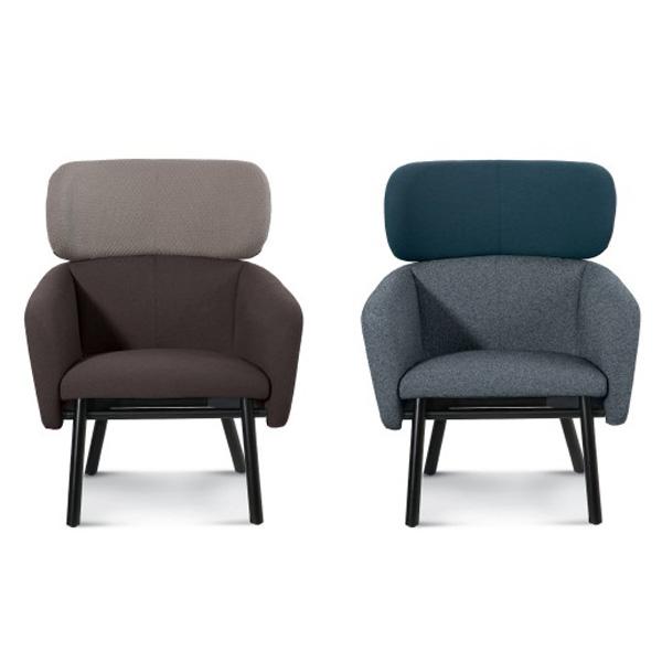 Balu Lounge chair from Trabaldo