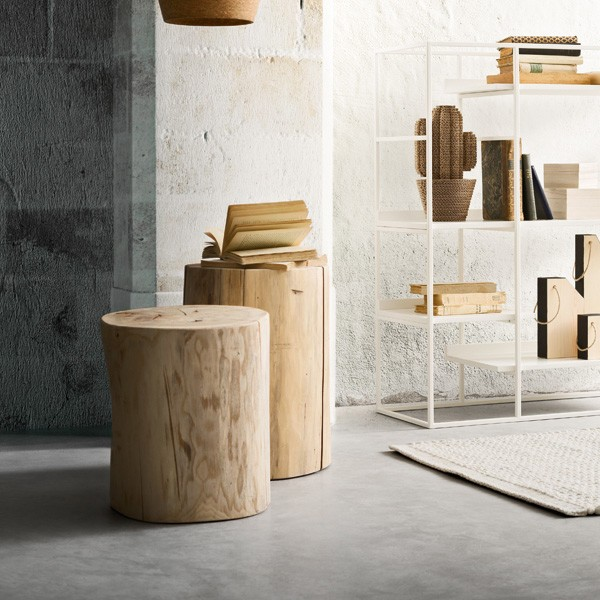 Ceppo, end table from Alf Dafre