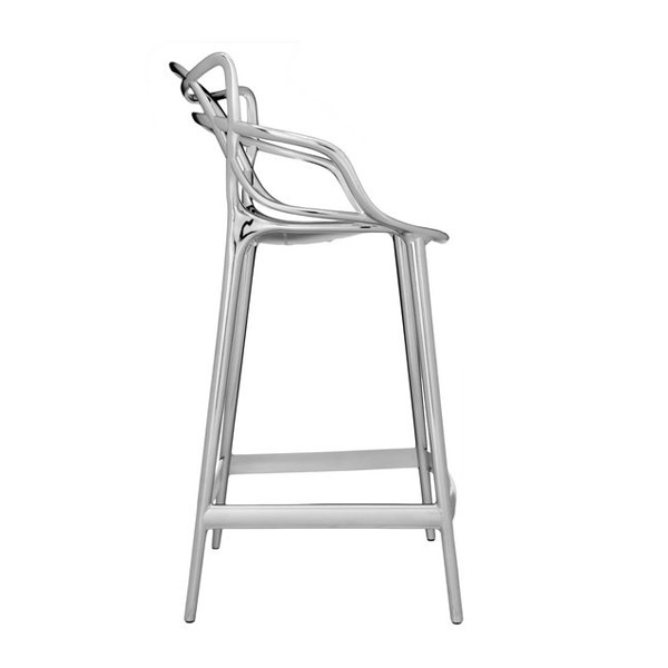 Masters Stool from Kartell, designed by Philippe Starck
