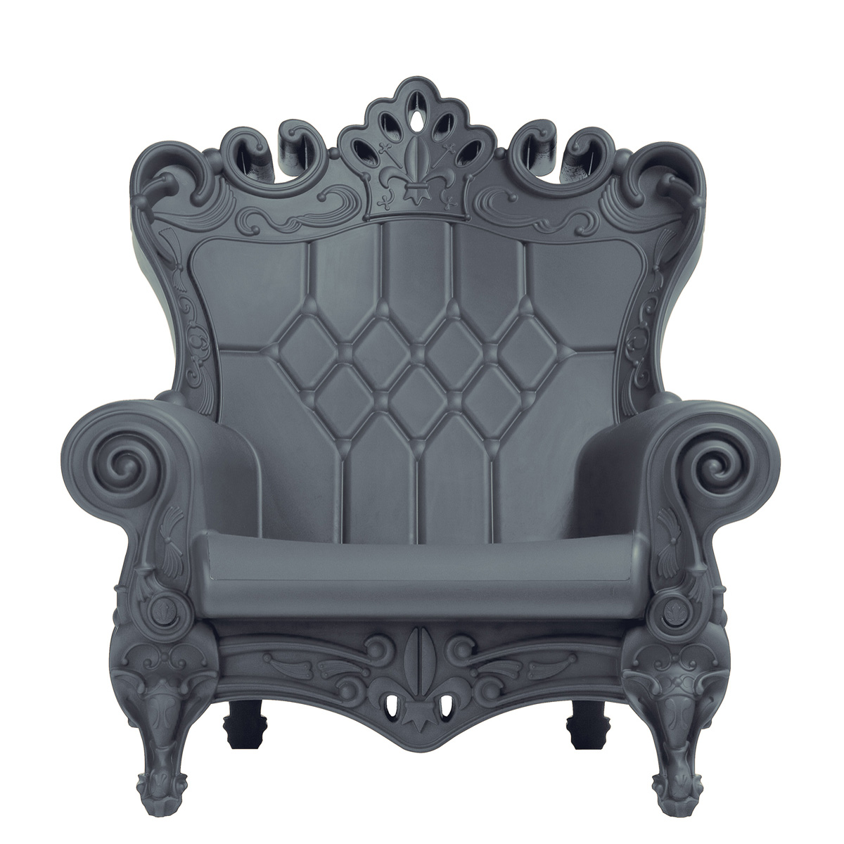 Queen of Love lounge chair from Slide