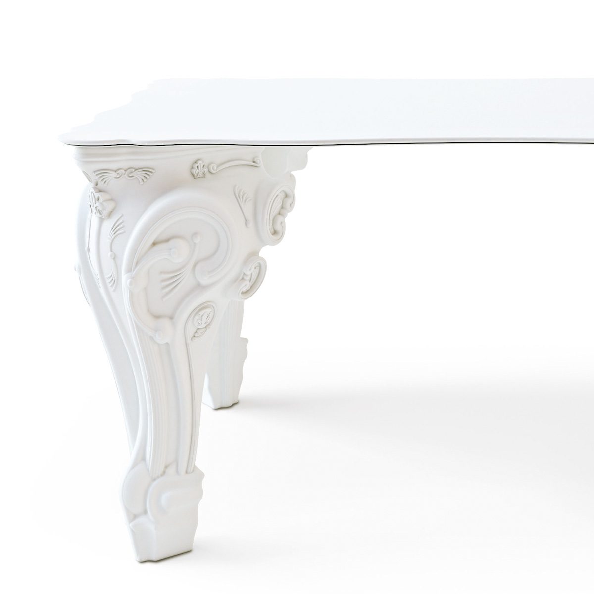 Sir of Love dining table from Slide