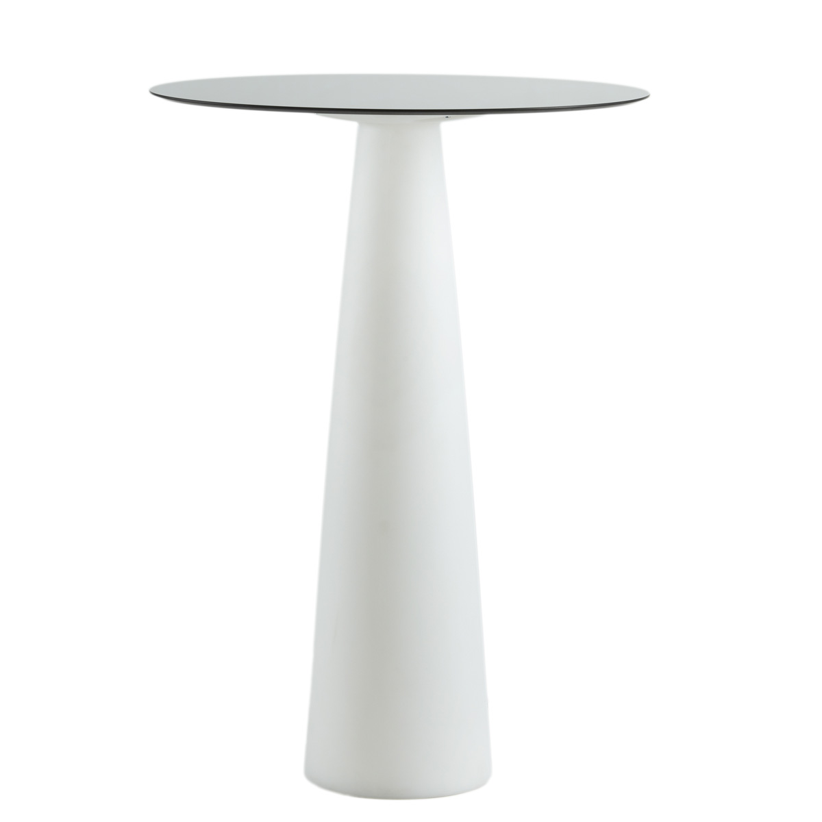 Hopla Round bar table from Slide