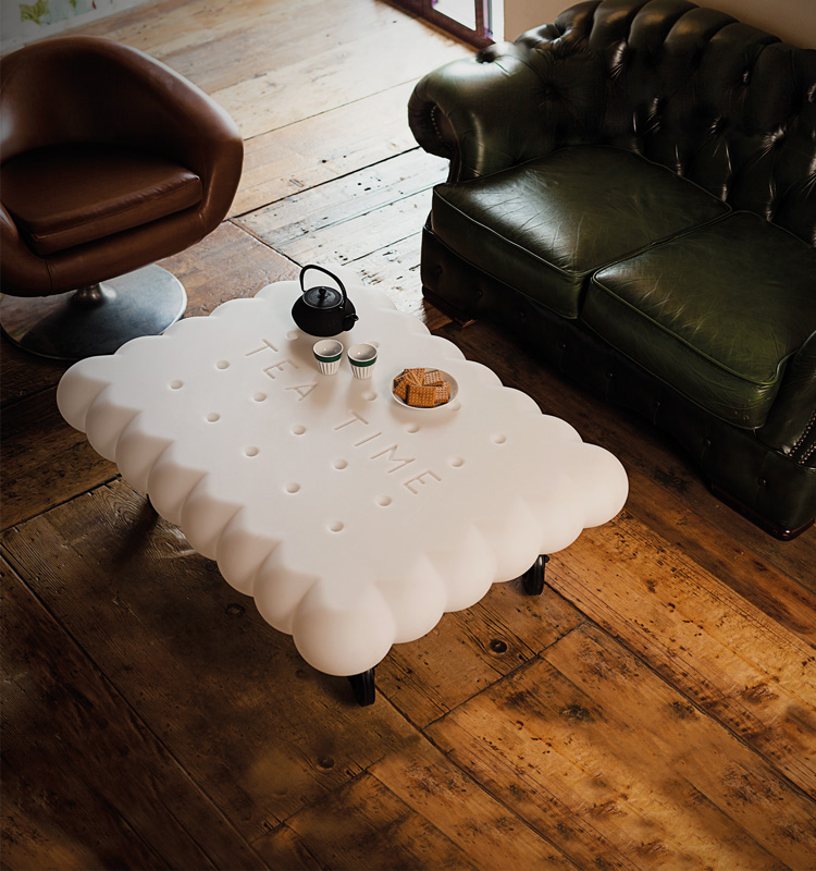 Tea Time coffee table from Slide