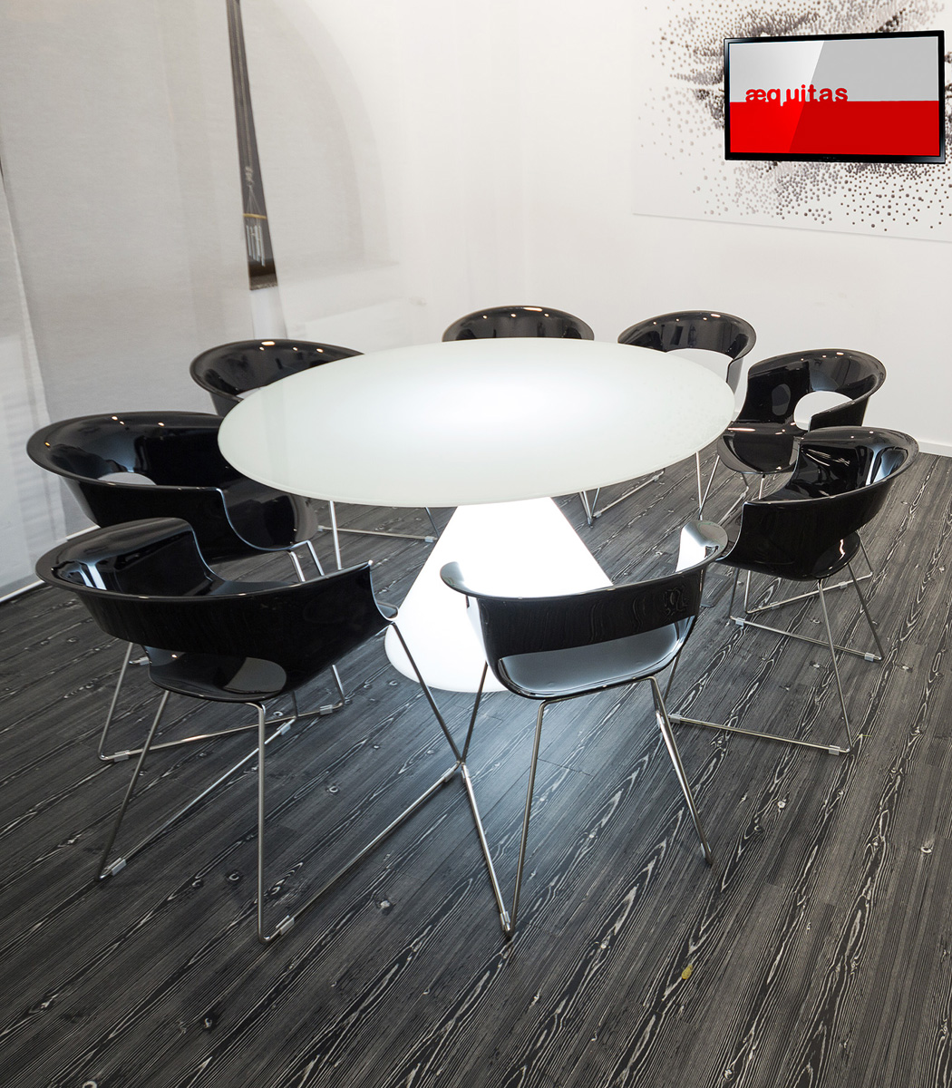 Ed dining table from Slide