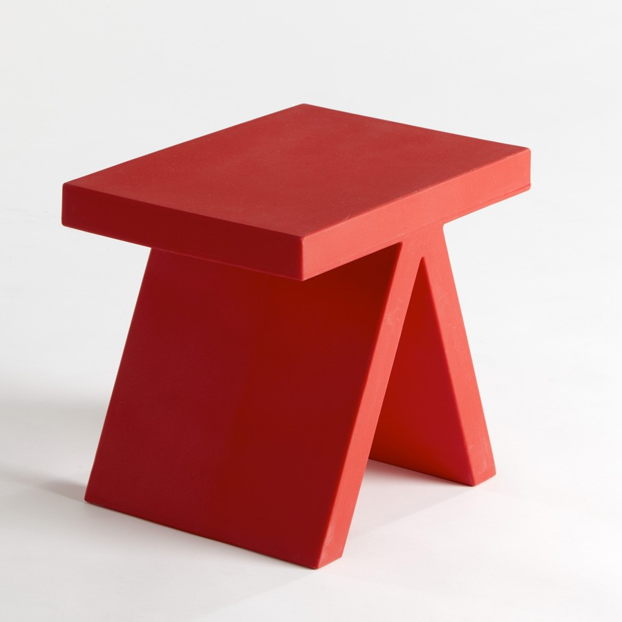 Toy end table from Slide