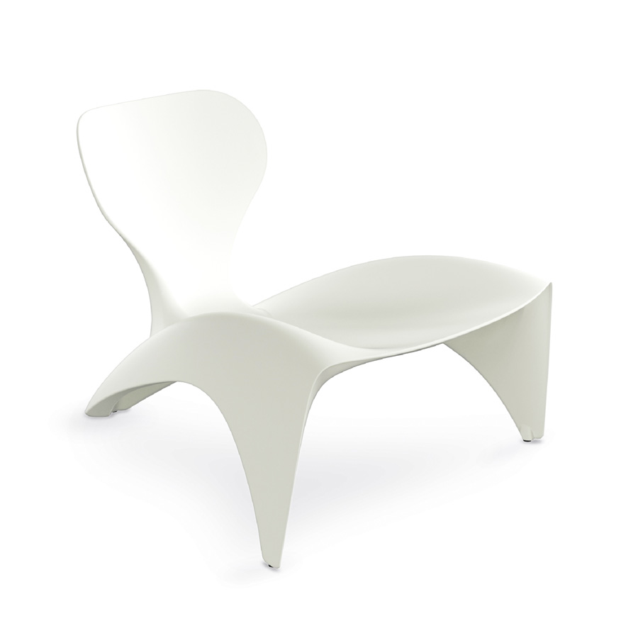 Isetta lounge chair from Slide