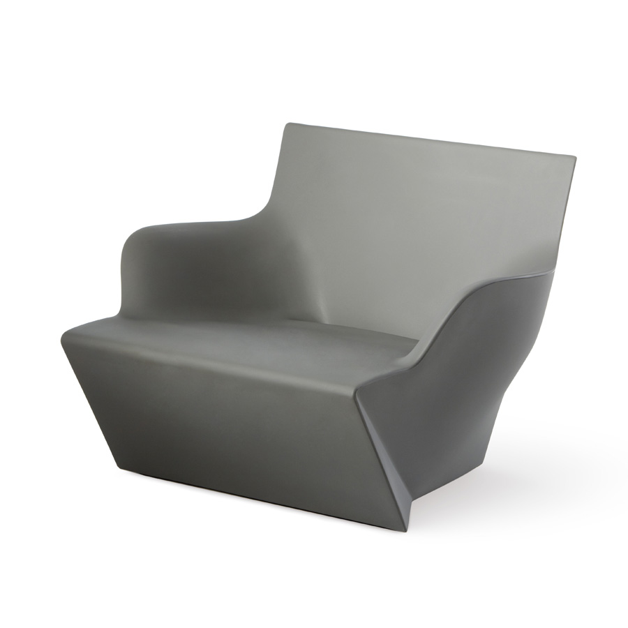 Kami San lounge chair from Slide