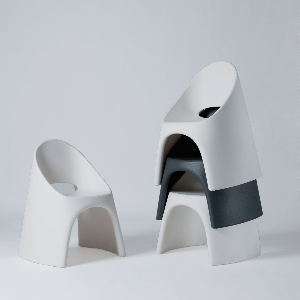 Amelie chair from Slide