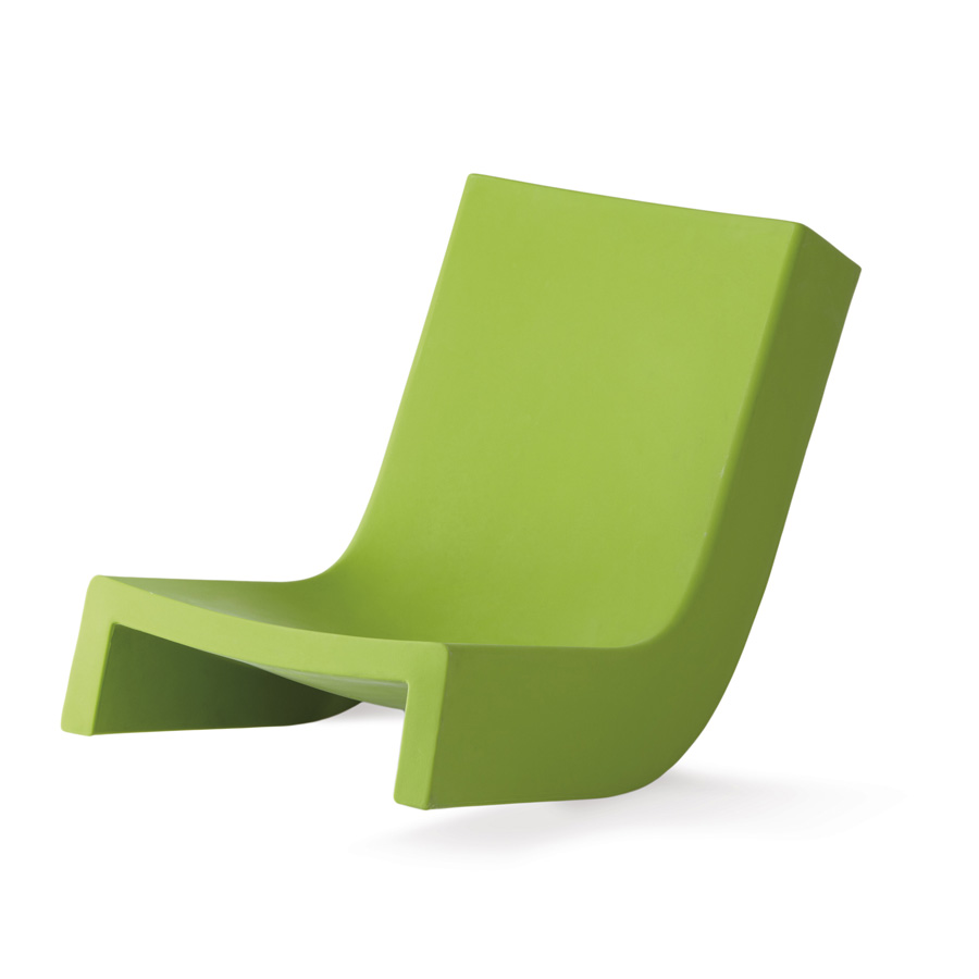 Switch lounge chair from Slide