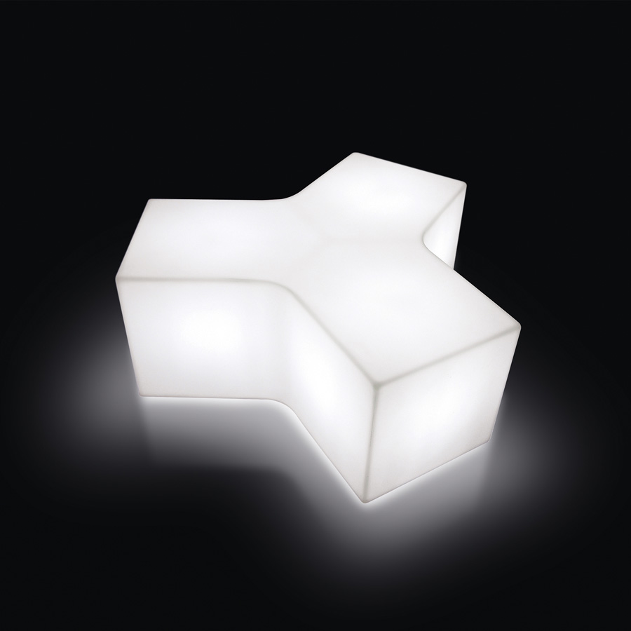 Ypsilon bench from Slide