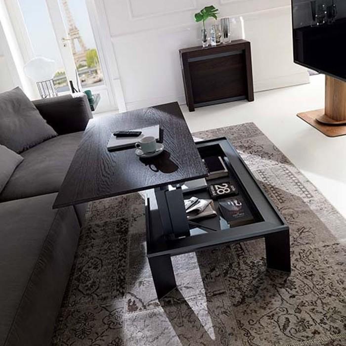 Metrino T062 coffee table from Ozzio