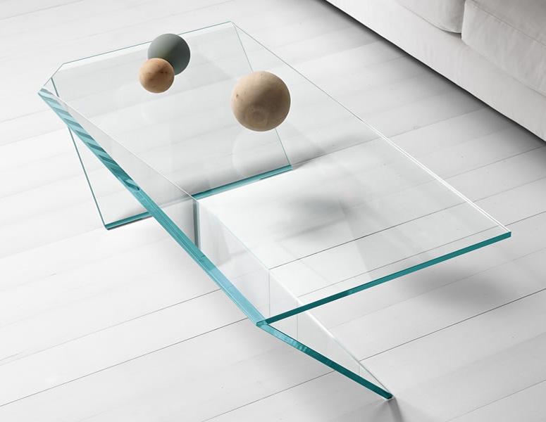 Ti coffee table from Tonelli