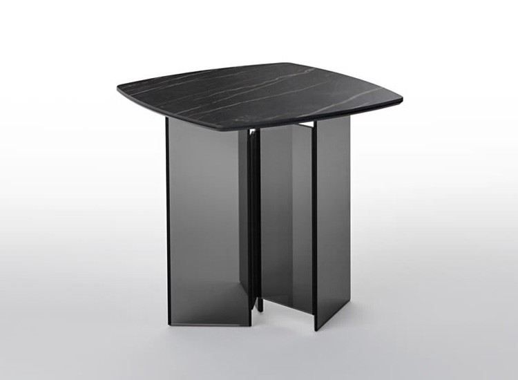 Metropolis Side Table end from Tonelli