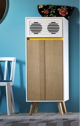 Skap Y, cabinet from Miniforms