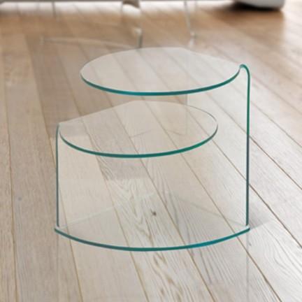 Kaori  end table from Unico Italia
