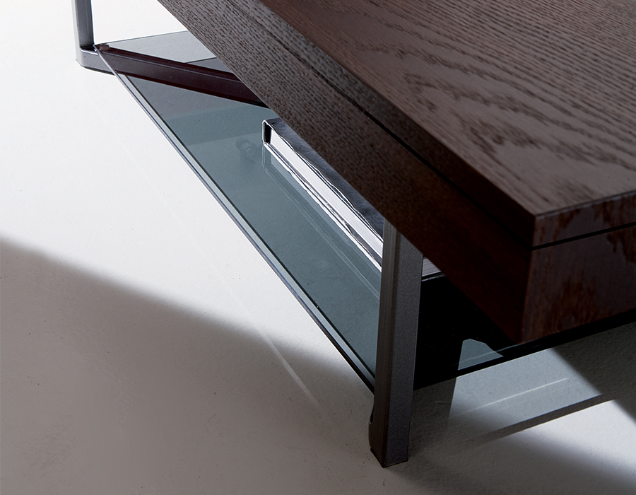 Aix ET61, coffee table from Easyline