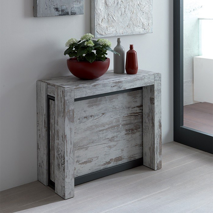 Micro EC11 console table from Easyline