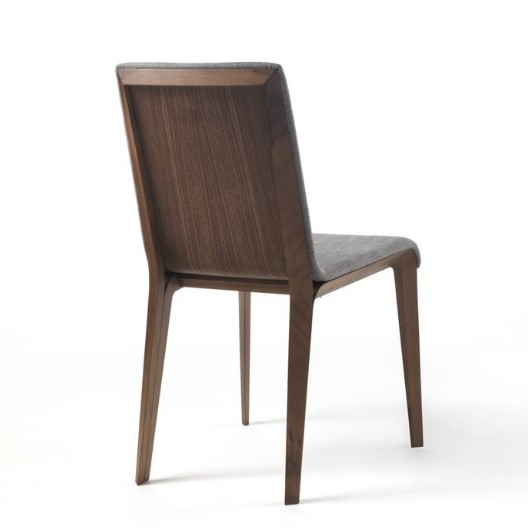 Aisha chair from Porada, designed by Gino Carollo