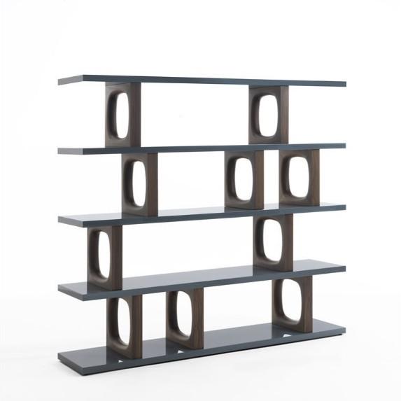 Dalida Bookcase from Porada, designed by C. Ballabio