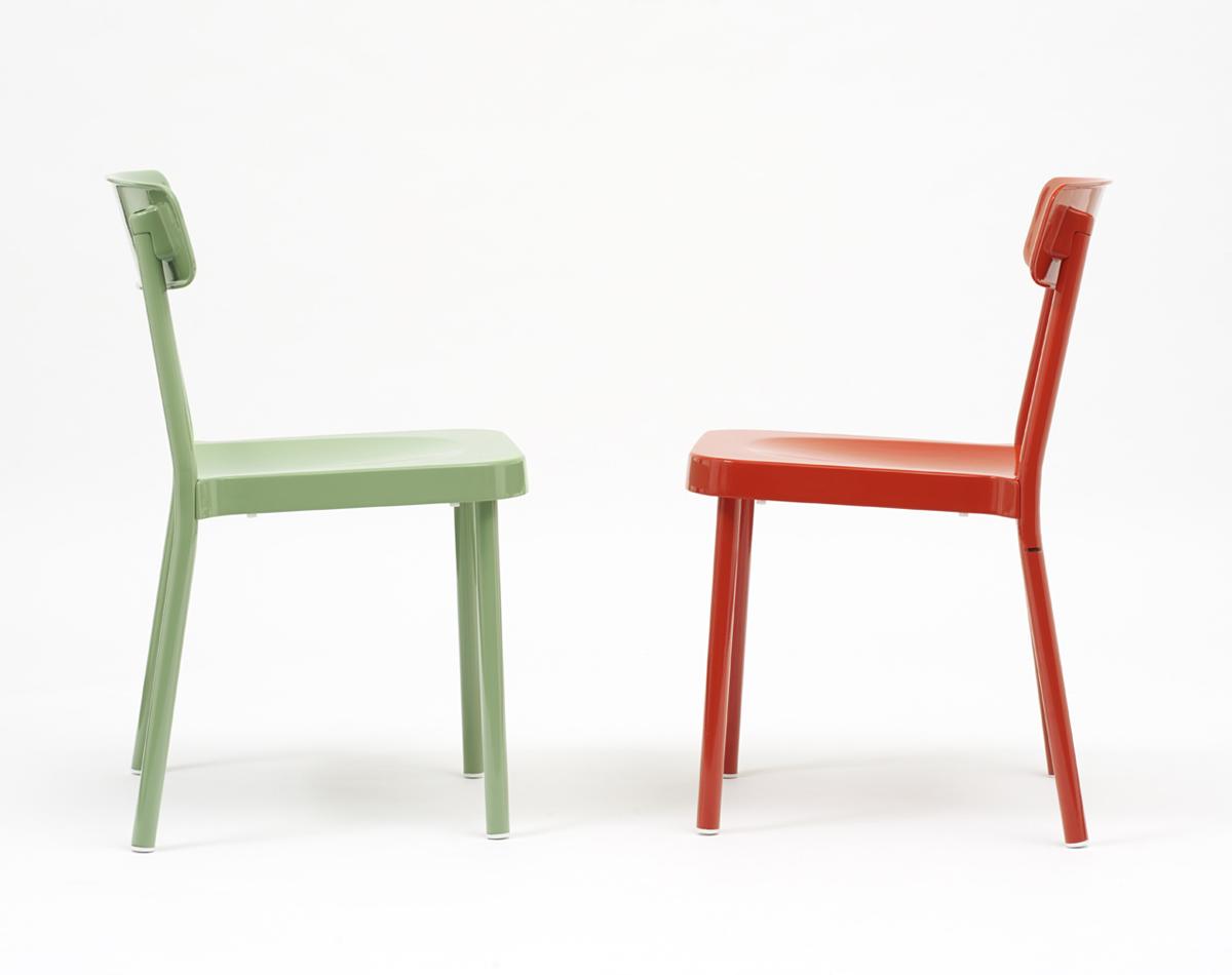 Grace Chair 280 from Emu, designed by Samuel Wilkinson