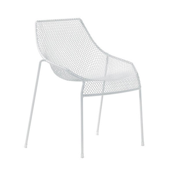 Heaven Chair 485 from Emu, designed by Jean-Marie Massaud