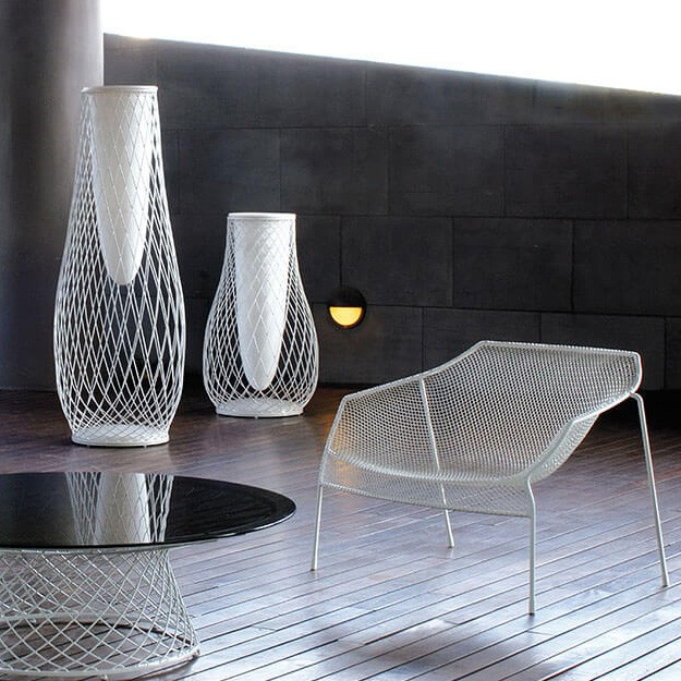 Heaven Lounge Chair 487 from Emu, designed by Jean-Marie Massaud