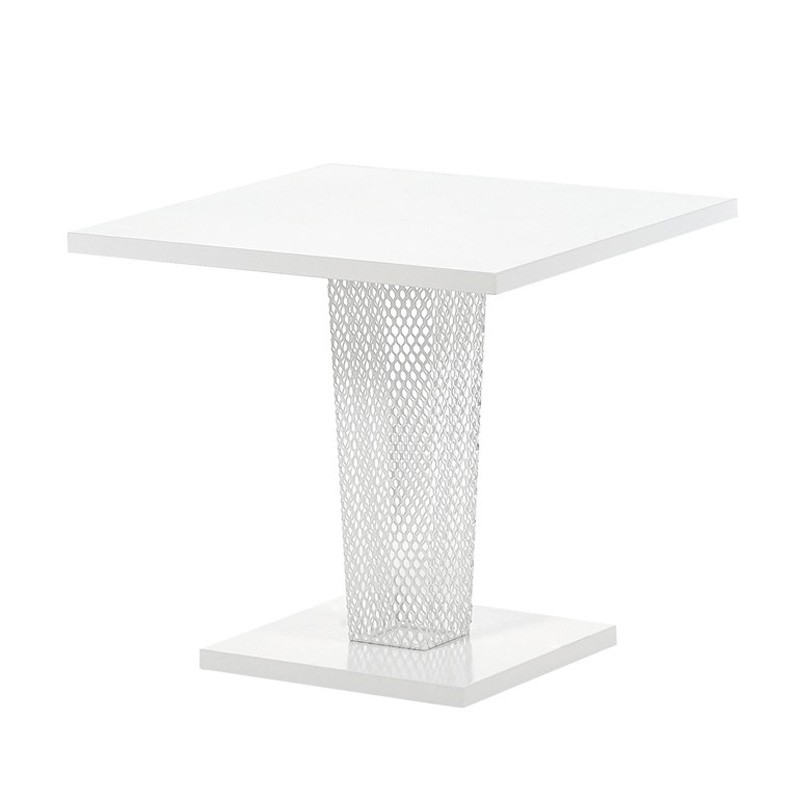 Ivy Square Table dining from Emu, designed by Paola Navone