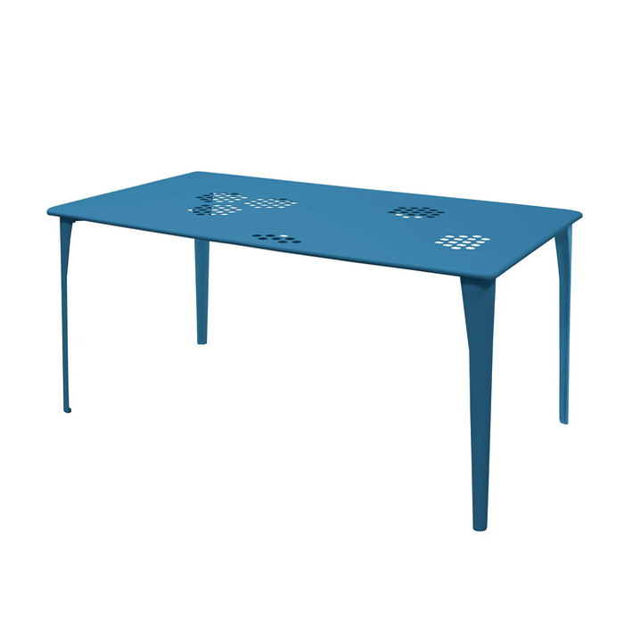 Pattern Rectangular Table 516, dining table from Emuamericas, llc