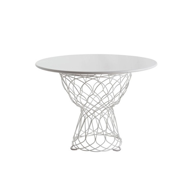 ReTrouve Round Table 569, dining table from Emuamericas, llc