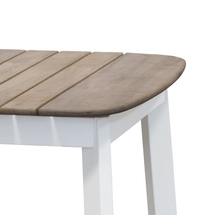 Shine Rectangular Table dining from Emu