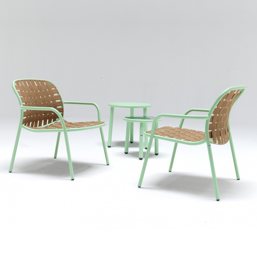 Yard Lounge Chair 503 from Emu, designed by Stefan Diez