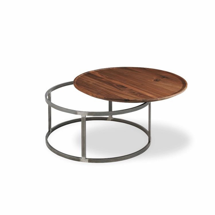 Nest Squared & Round coffee table from Riva 1920
