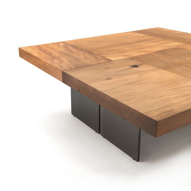 Auckland Block coffee table from Riva 1920, designed by C.R. & S. Riva 1920