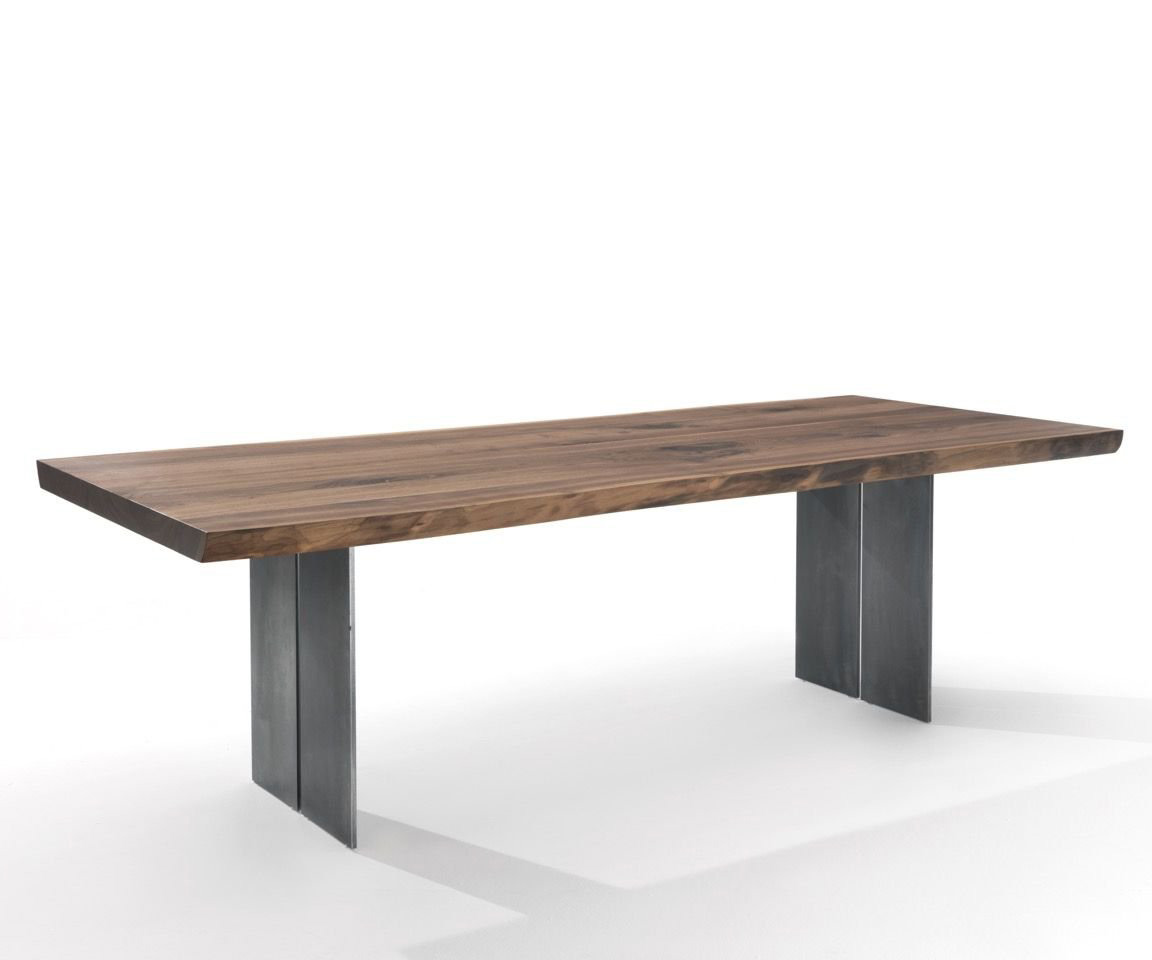 Natura Extra Natural Sides dining table from Riva 1920