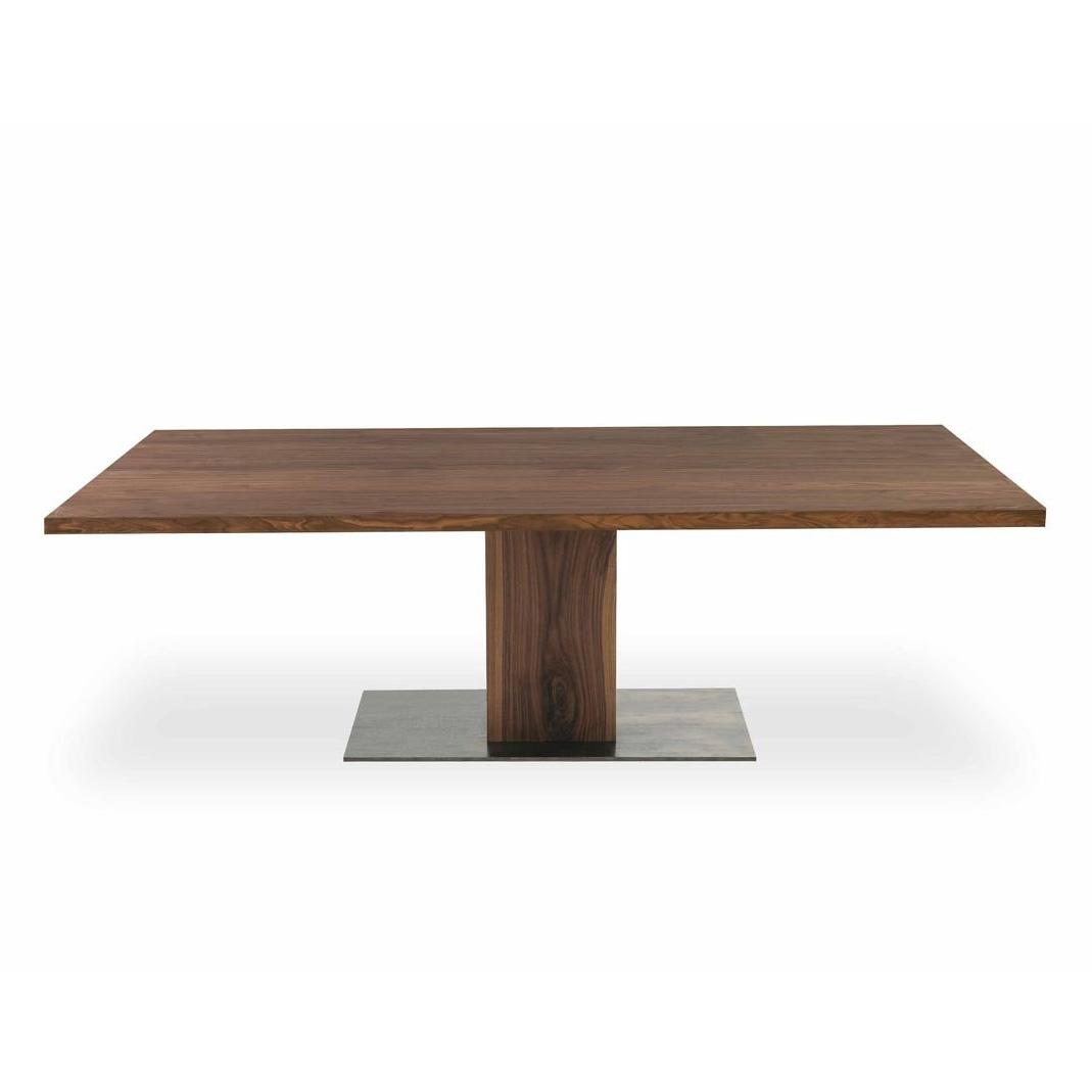 Boss Basic Rectangular, dining table from Riva 1920