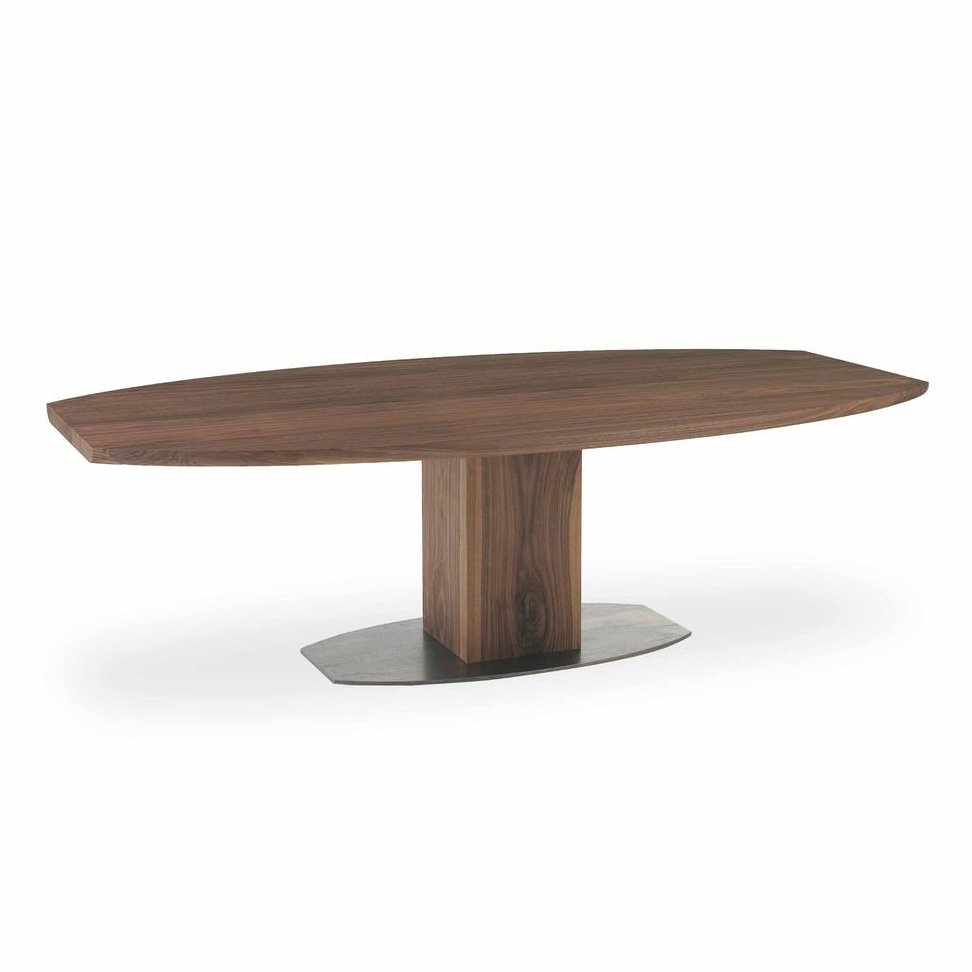 Boss Basic Oval, dining table from Riva 1920