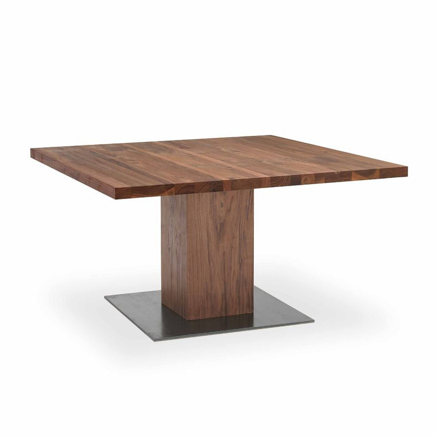 Boss Basic Squared dining table from Riva 1920, designed by C.R. & S. Riva 1920