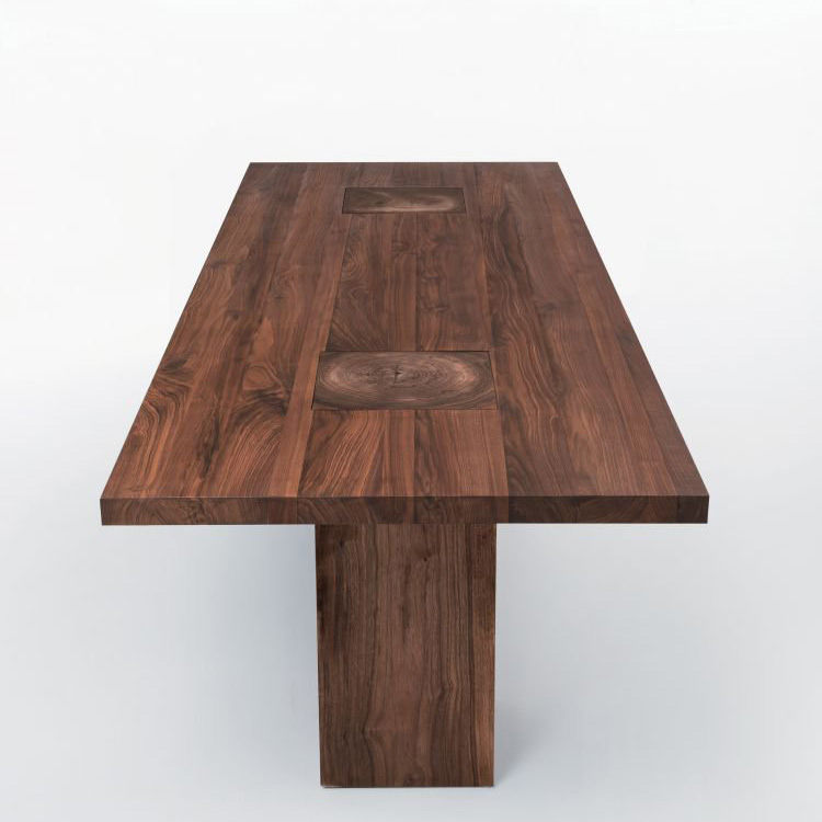 Boss Executive  dining table from Riva 1920, designed by C.R. & S. Riva 1920