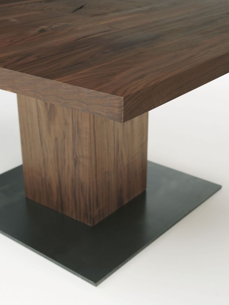 Boss Executive Quadrato dining table from Riva 1920