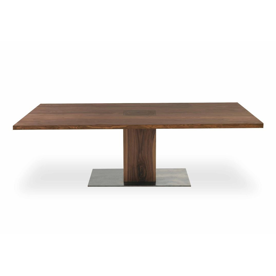 Boss Executive Rectangular dining table from Riva 1920
