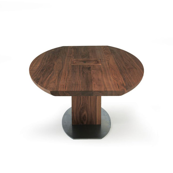 Boss Executive Ovale dining table from Riva 1920, designed by C.R. & S. Riva 1920