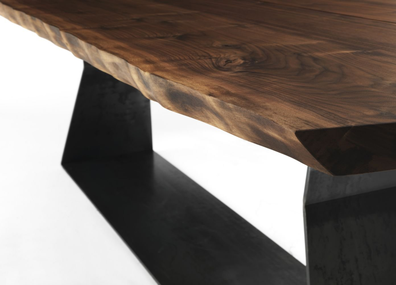 Bedrock Plank A dining table from Riva 1920