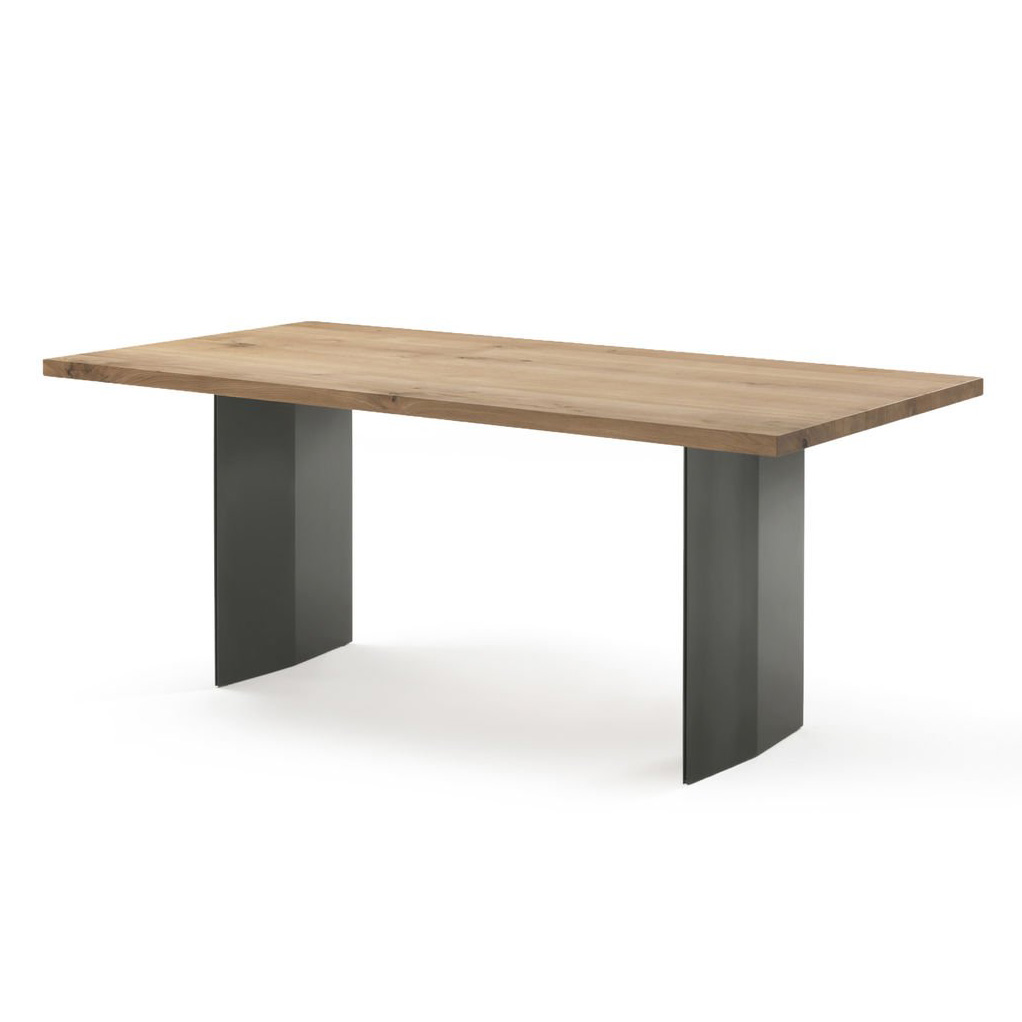 Sky Natura Squared dining table from Riva 1920