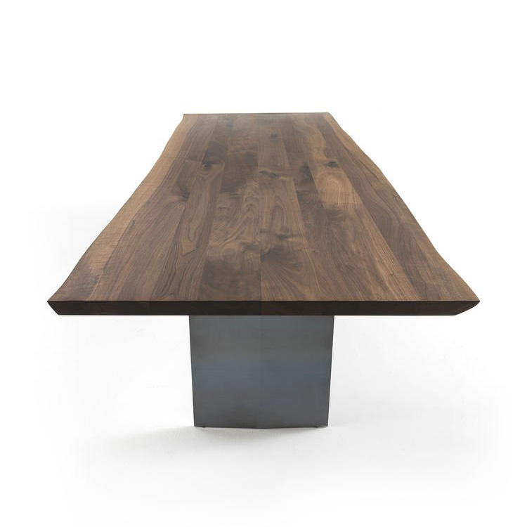 Sky Natura Natual Sides dining table from Riva 1920