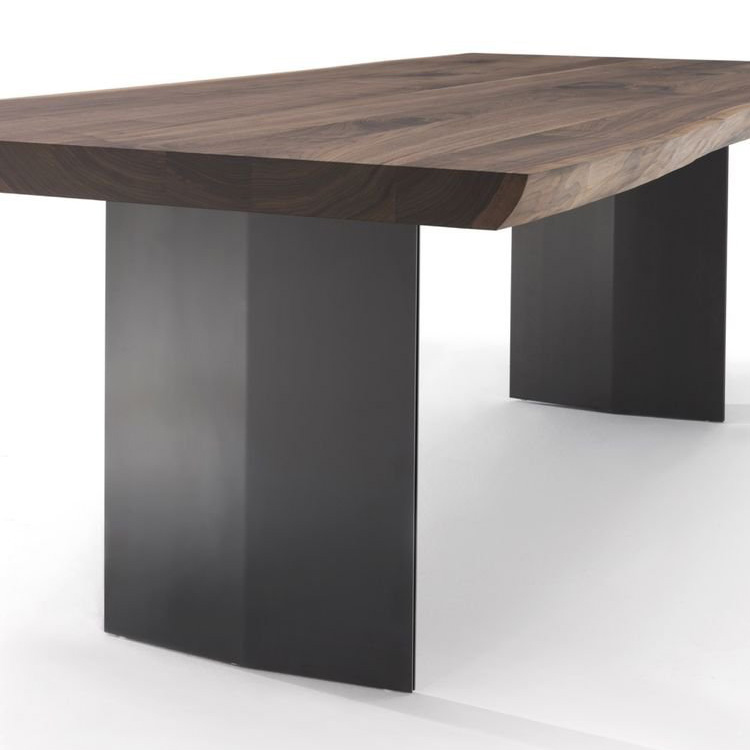 Sky Natura Extra Natural Sides dining table from Riva 1920