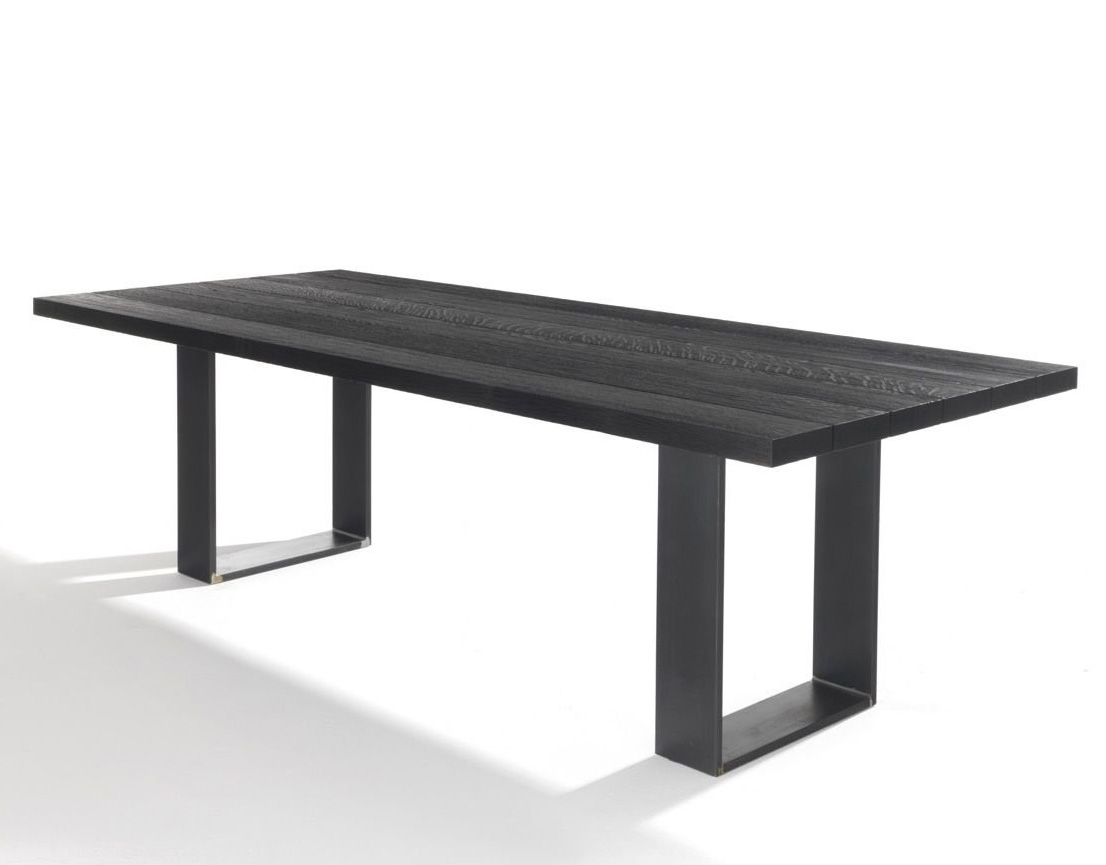 Newton Squared dining table from Riva 1920