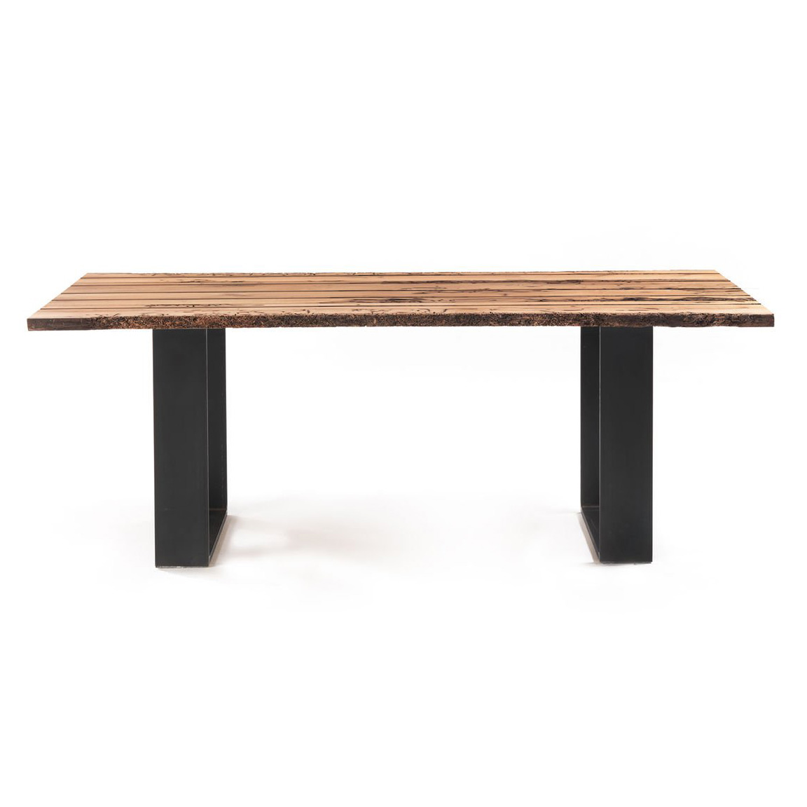 Newton Briccola dining table from Riva 1920, designed by C.R. & S. Riva 1920