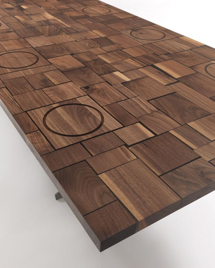Goodwood dining table from Riva 1920