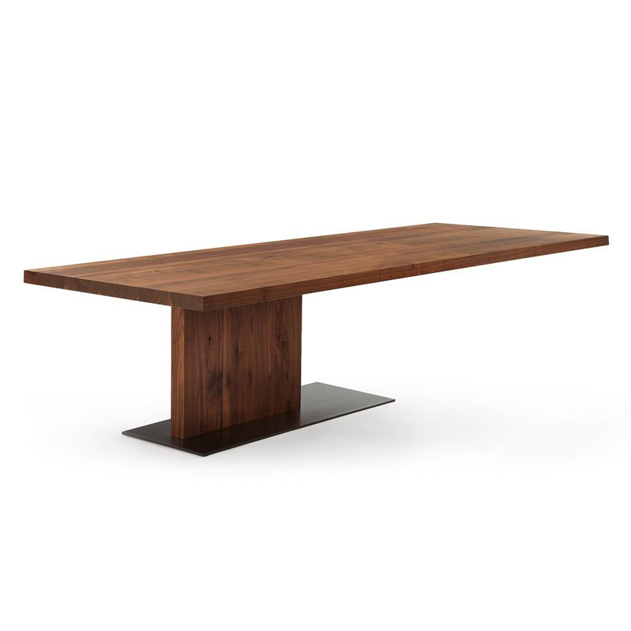 Liam Wood dining table from Riva 1920, designed by C.R. & S. Riva 1920