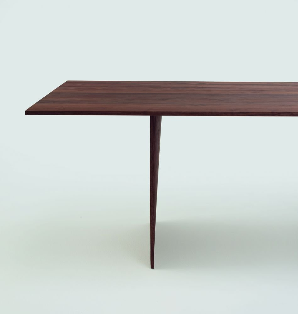 Light dining table from Riva 1920, designed by Matteo Thun
